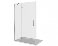 Душевая дверь BAS SATURN WTW-110-C-CH-L/R