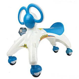 Беговел-каталка для малышей, Цвет: Голубой
