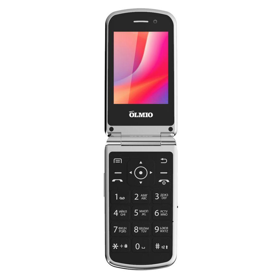 Мобильный телефон Olmio F28 (черный)