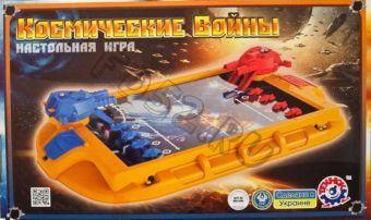 Настольная игра Космические Войны 322632