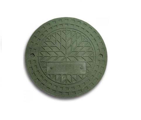 ЛЮК 315 зеленый (полимер-песчаный)