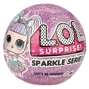 Кукла-сюрприз MGA Entertainment в шаре LOL Surprise Sparkle Series