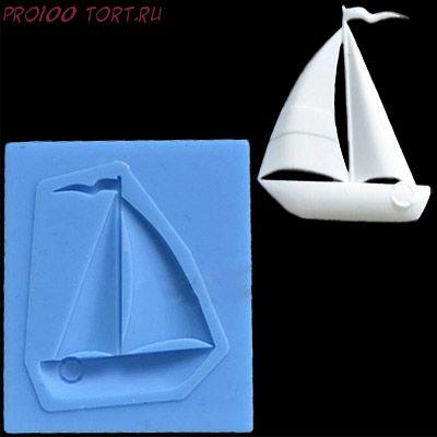 Молд силиконовый Детский кораблик