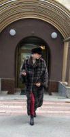 Длинные шубы из соболя от Скорняковой купить в Москве цена отзывы фото картинки
