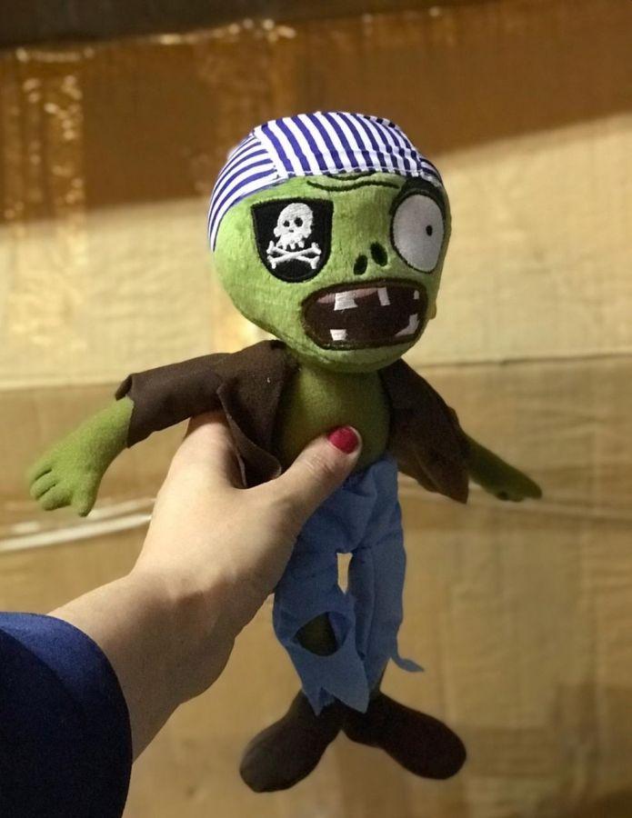 """Мягкая игрушка """"Зомби"""" в ассортименте"""