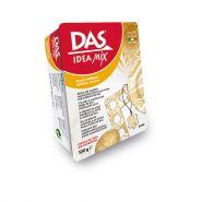 Паста для моделирования, 100гр DAS IDEA MIX, желтый (арт. 342001)