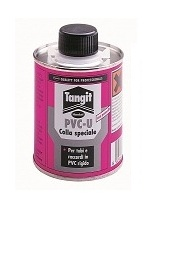 Клей для ПВХ Tangit PVC-U 1000 мл (с кисточкой)