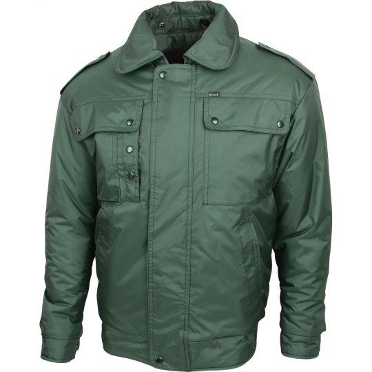 Куртка зимняя Дельта Зеленая