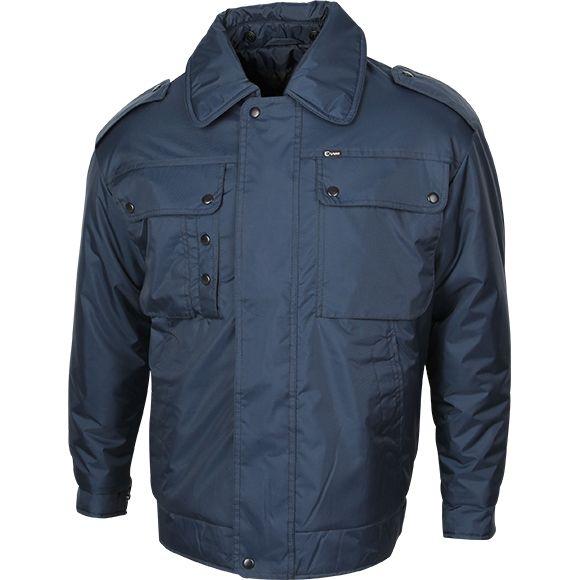 Куртка зимняя Дельта Синяя