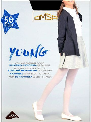 колготки OMSA Fantasy Young 50