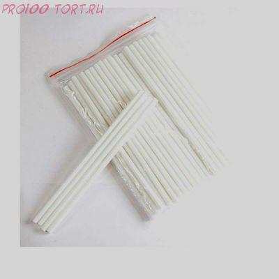 Палочки (полые) для карамели, кейкпопсов 20 шт./упак. 60 шт/упак.