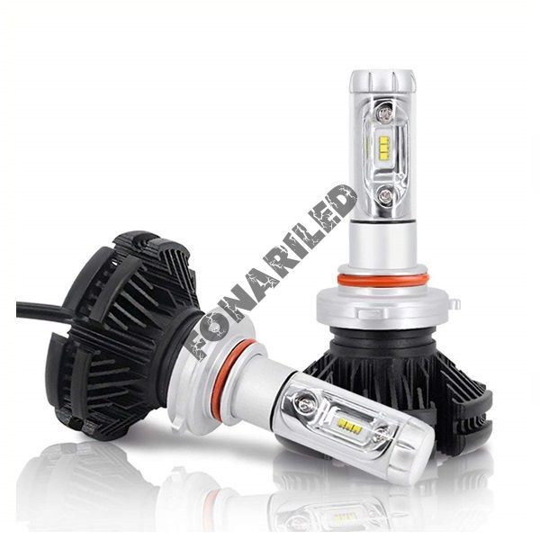 Светодиодные лампы HB3 (9005) серия ZES-X3