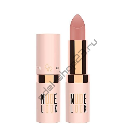 Golden Rose - губная помада Nude Look Perfect Matte Lipstick