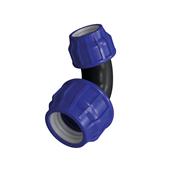 Отвод переходной разъемный (D, мм 110x90)