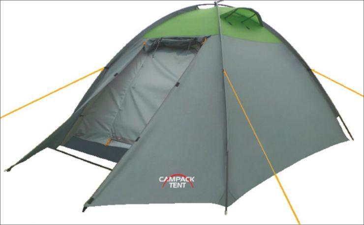 Палатка  CAMPACK-TENT Rock Explorer 2