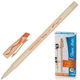 Ручка шариковая со стирающимися чернилами REPLAY оранжевый (арт. S0851461)