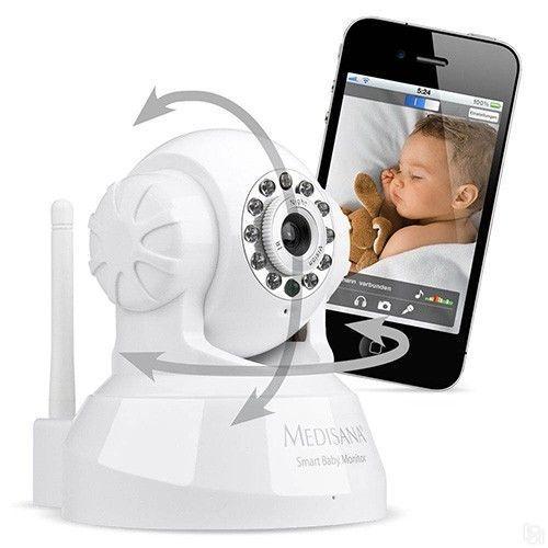 Видеоняня Medisana Smart Baby Monitor