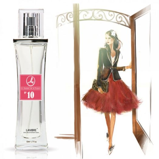 Lambre №10 (OLYMPEA Paco Rabanne )