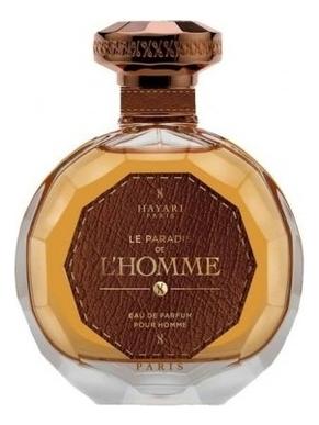 Tester Hayari Parfums Le Paradis de L`Homme 100ml (для мужчин)