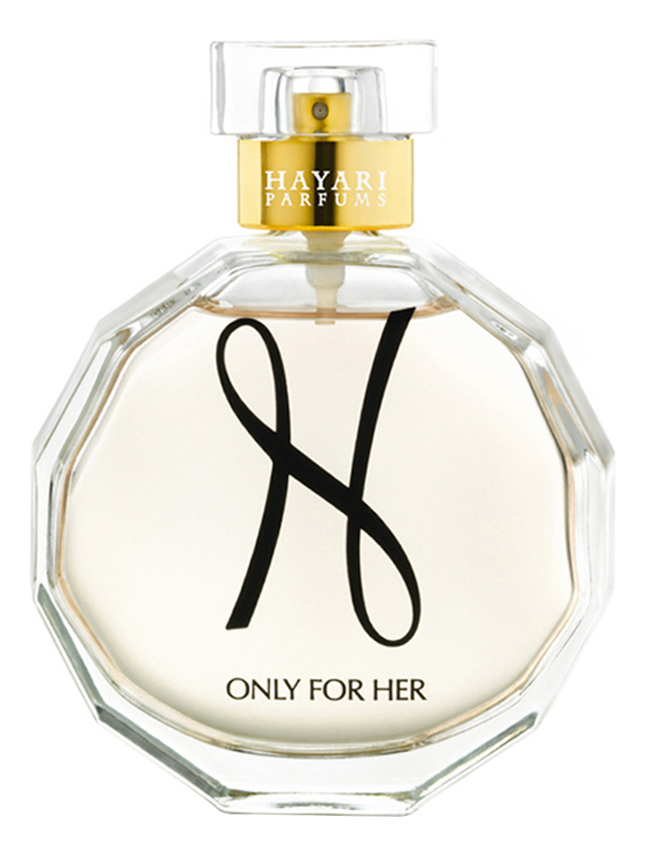 Tester Hayari Parfums Only For Her 100ml (для женщин)