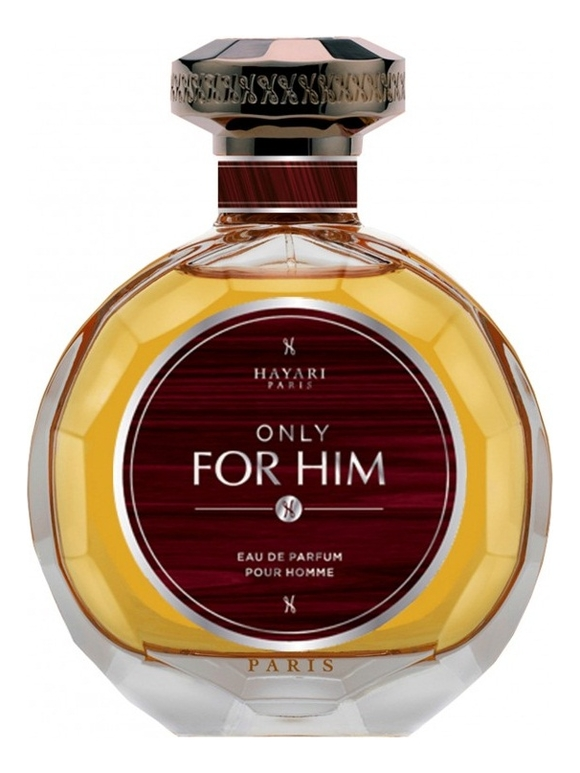 Tester Hayari Parfums Only For Him 100ml (для мужчин)