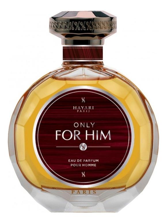 Tester Hayari Parfums Only For Him 100ml (для мужчин)