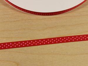 Лента репсовая с рисунком, ширина 9 мм, длина 10 м, Арт. ЛР5815-1