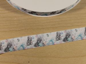 `Лента репсовая с рисунком, ширина 25 мм, Арт. Р-ЛР5759