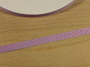 `Лента репсовая с рисунком, ширина 9 мм, Арт. Р-ЛР5815-5