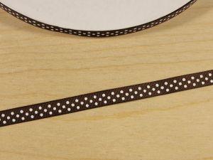 `Лента репсовая с рисунком, ширина 9 мм, Арт. Р-ЛР5815-6