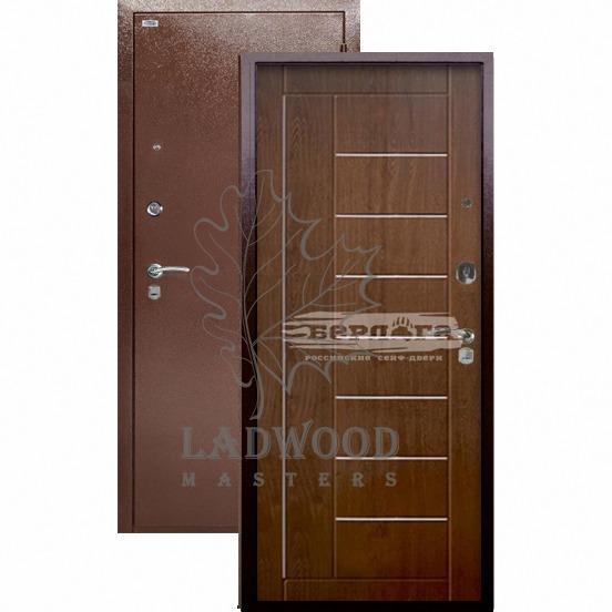 Сейф-дверь БЕРЛОГА ОПТИМА ФРИЗА