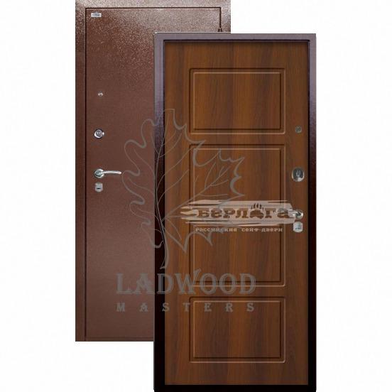 Сейф-дверь БЕРЛОГА ОПТИМА ГЕОМЕТРИЯ