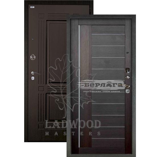 Сейф-дверь БЕРЛОГА  3К 2П ДИАНА