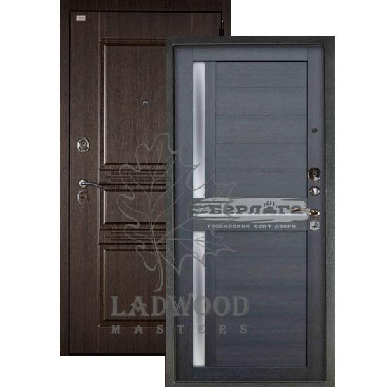 Сейф-дверь БЕРЛОГА  3К 2П МИРРА
