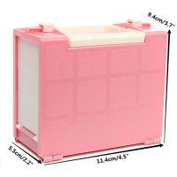 Компактный складной набор для шитья Super Mini Sewing Box (4)