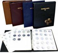 Альбом для монет Юбилейные монеты СССР, 230х265 мм, обложка ПВХ (арт. АМЮ-СССР)