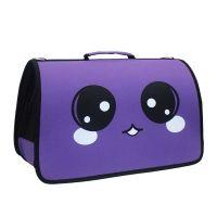 Складная сумка-переноска для домашних животных, 37х18х22 см (4)