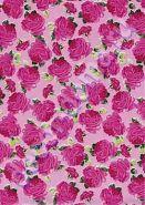 Бумага для декупажа DECOPATCH 30х40 / розы (арт. C-FDA 4550)