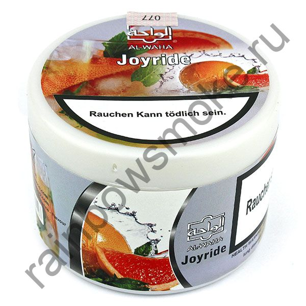 Al Waha 250 гр - Joyride (Джойрайд)