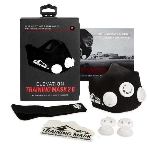 Обновлённая тренировочная маска Elevation Training Mask 2.0