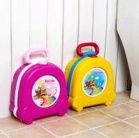 Портативный складной детский горшок-чемоданчик The Handy Potty (2)