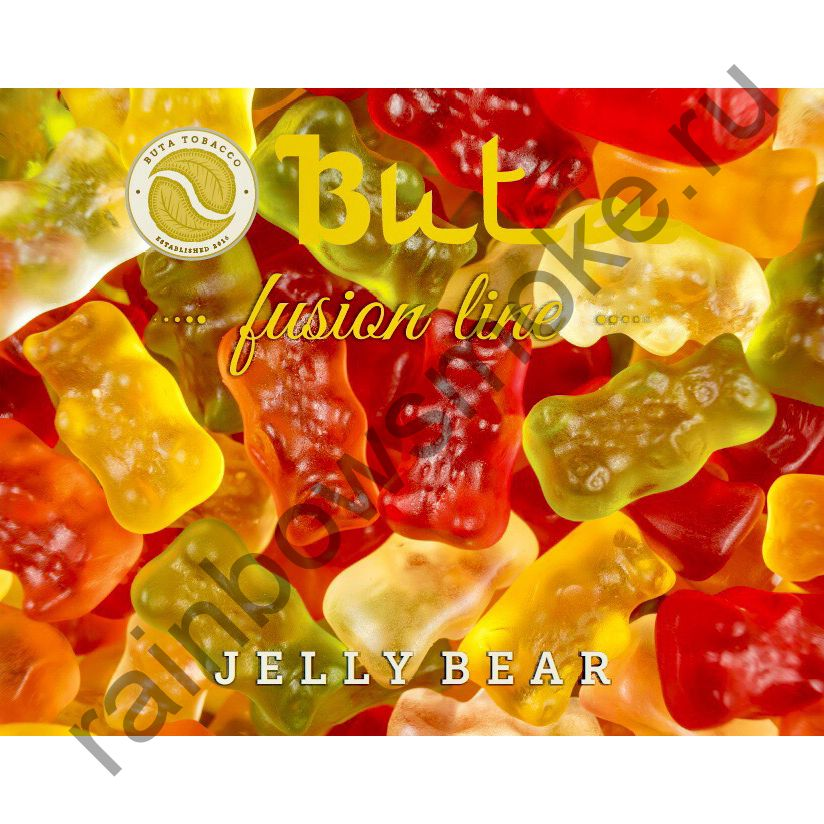Buta Fusion 1 кг - Jelly Bear (Мишки Гамми)