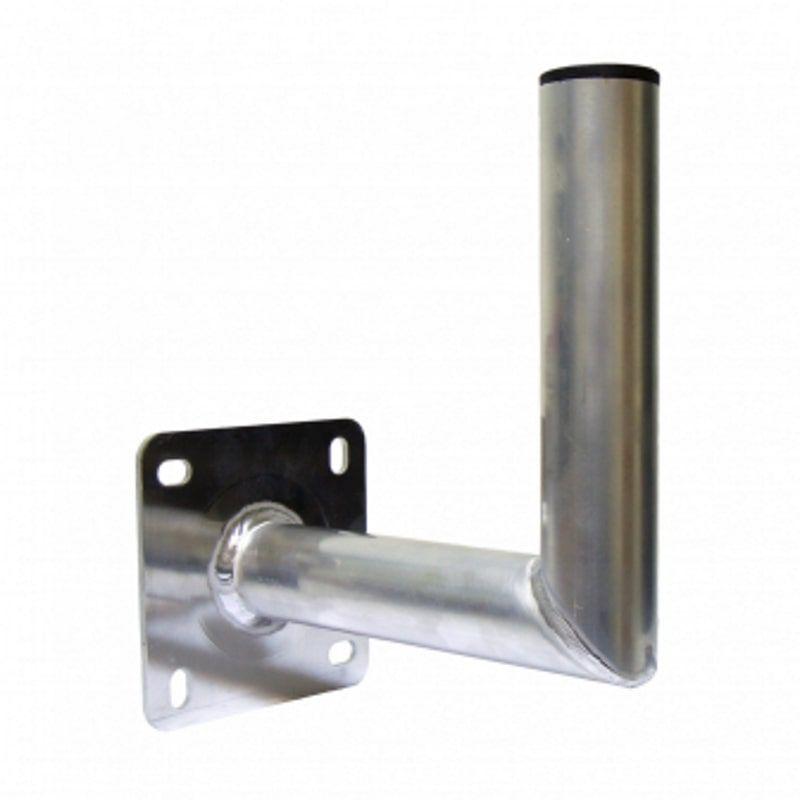 Кронштейн Г-образный вынос 250мм (алюминий)