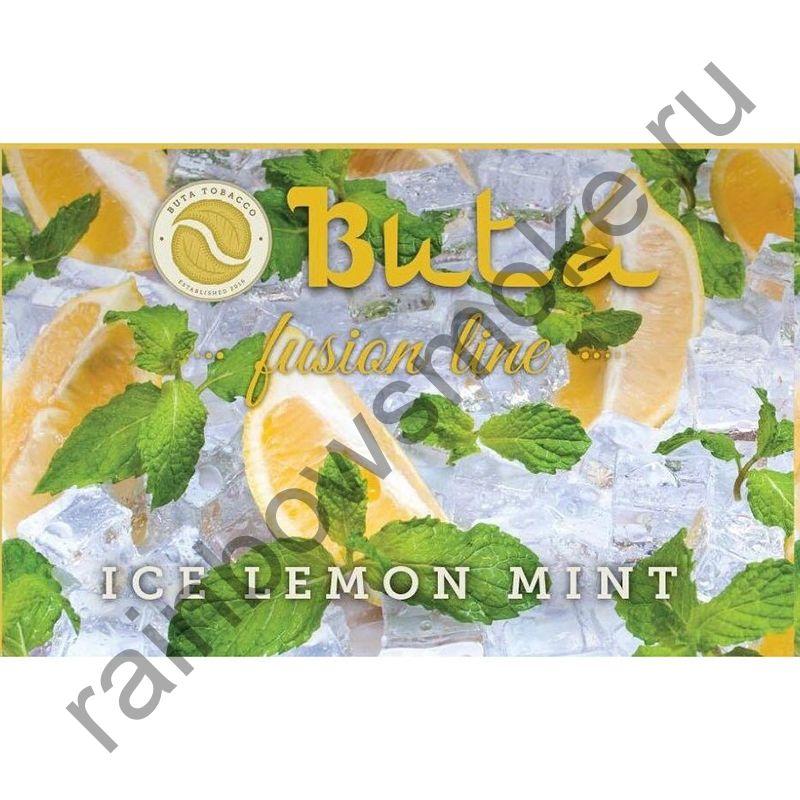 Buta Fusion 1 кг - Ice Lemon Mint (Ледяной лимон с мятой)