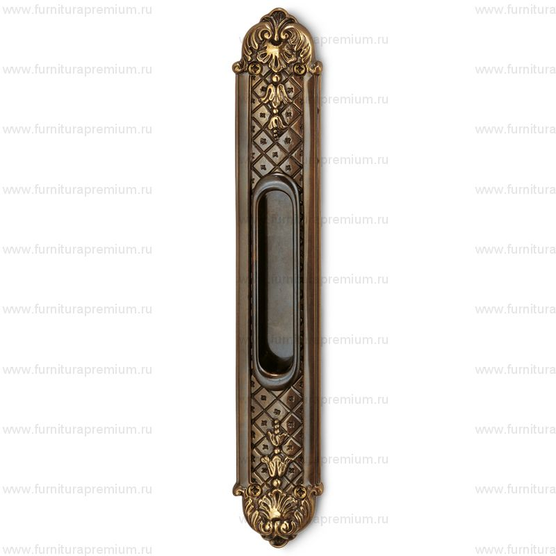 Ручка Salice Paolo Damasco 4286-s для раздвижных дверей