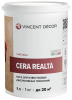 Защитный Воск Vincent Decor Cera Realta 1л Глянцевый для Декоративных Покрытий / Винсент Декор Чера Реальта