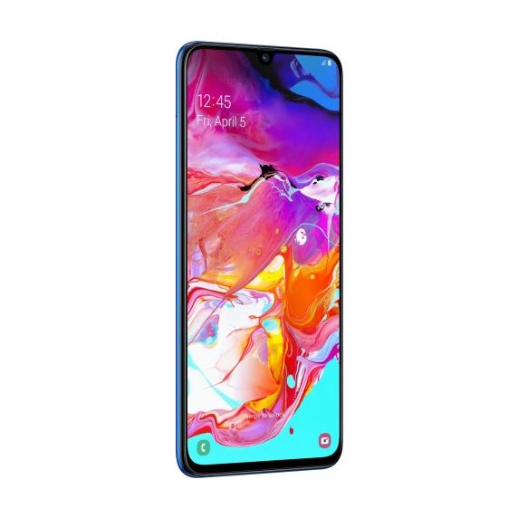 Samsung Galaxy A70 (синий)