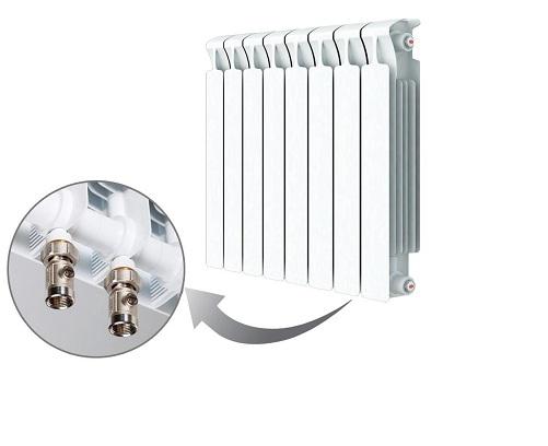 VC Радиатор биметаллический CS 350 12 секции