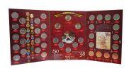 ПОЛНОЕ СОБРАНИЕ (40 монет), посвященных 70 летию победы в ВОВ 1941-1945гг
