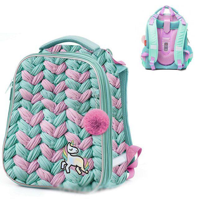 Рюкзак ERGONOMIC Marshmallow Hatber